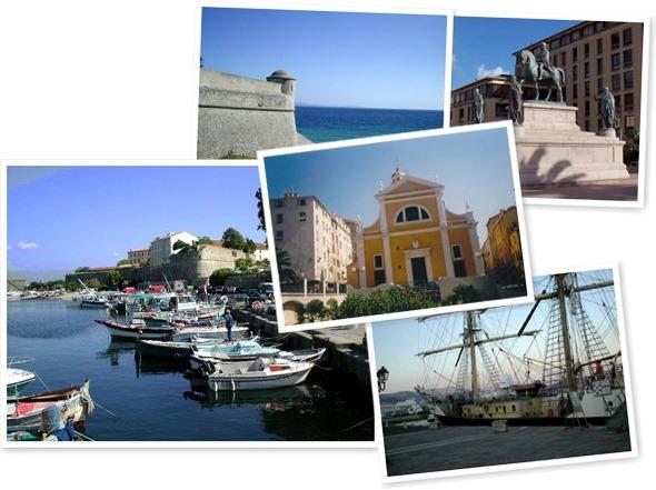 Ajaccio - die Stadt