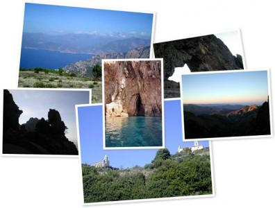 Calanches de Piana - Scandola