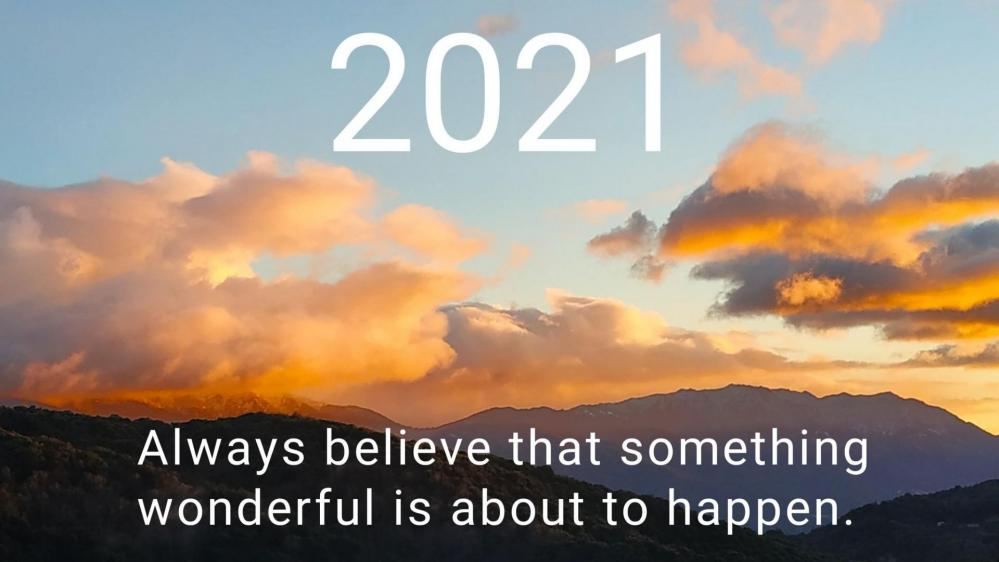 2021 wishes