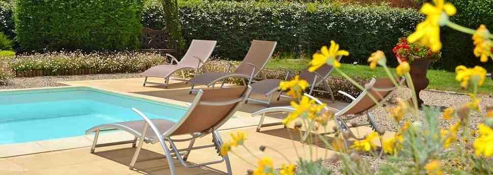 Chatelet de Campo - B&B Corsica -  Zwembad